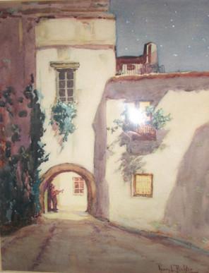 Moonlight In Seville