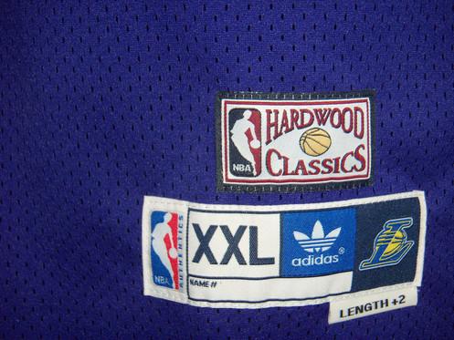 869b85d0e Hardwood Classics Magic Johnson Los Angeles Lakers (1979-1991)