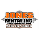 Jones Rental Logo