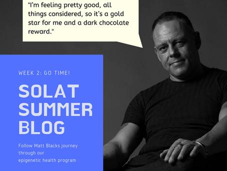 SoLat Summer - Week 2: Go Time