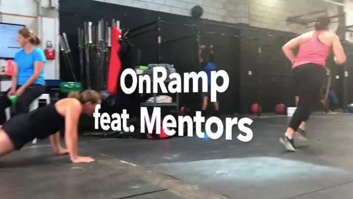 OnRamp feat. Mentors