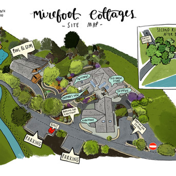 Mirefoot Map