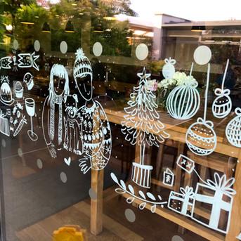 Beetham Window Display