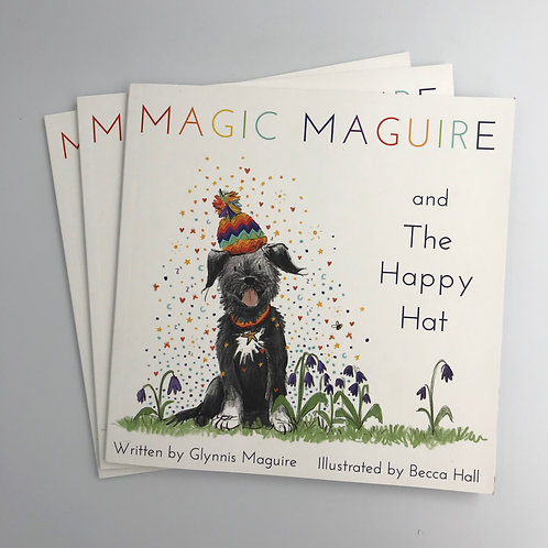 Magic Maguire and The Happy Hat - Signed by the illustrator!