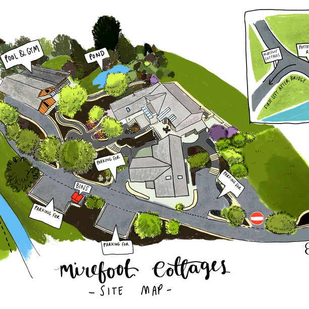 MIREFOOT COTTAGES