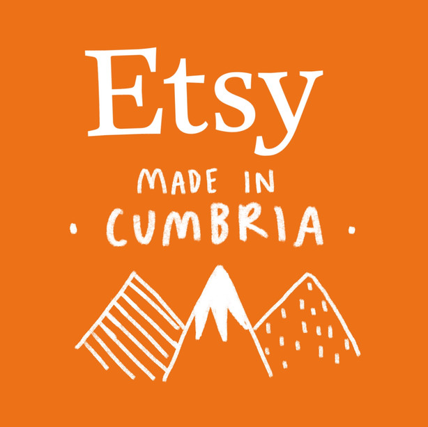 ETSY MADE IN CUMBRIA