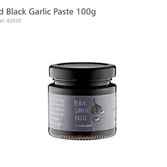 Black Garlic Paste Packaging