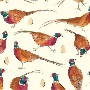 Pheasant Pattern