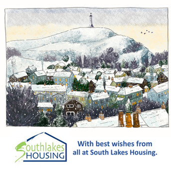 SLH Christmas Card