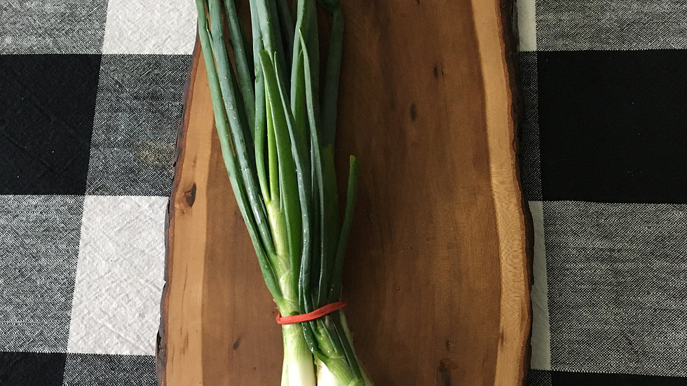 Green onions -1 bunch