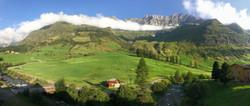 morning view in Tirol