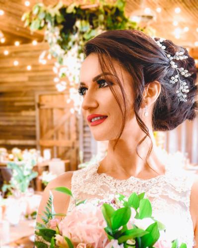 Houston Texas wedding Bridal portrait 1.