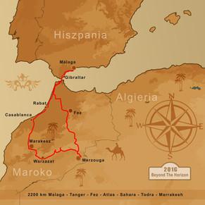 Morocco in November '16