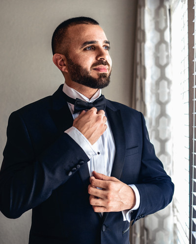 Houston Texas wedding groom portrait 6.j