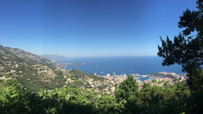 Day 5 - From Monaco to Italy along French Coastline