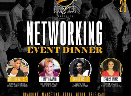 A Night of Networking with Now and Zen....