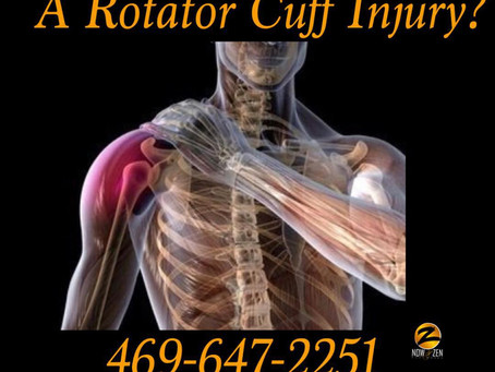 Now and Zen Bodyworks and Rotator Cuff