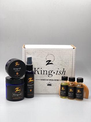King•ish Men's Beard Line