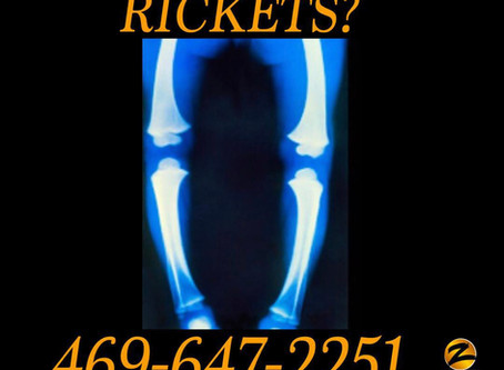 Now and Zen Bodyworks and Rickets