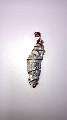 Kyanite (Rough) Charm
