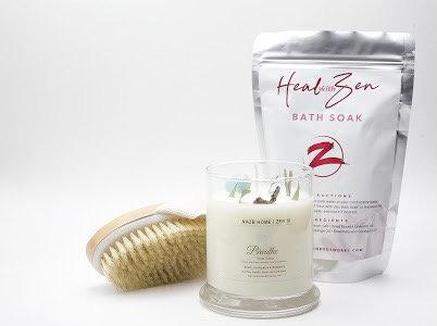 Heal with Zen Bath Soak