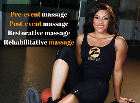Now and Zen Bodyworks and Sports Massage