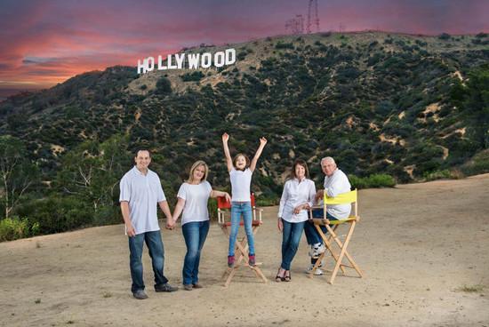 Hollywood Sign - Ayam