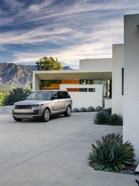 Luxury House - Land Rover