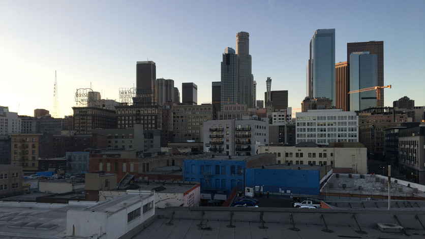Downtown Roof Top