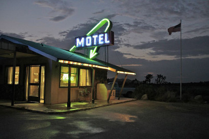 Motel - Four Aces Movie Ranch