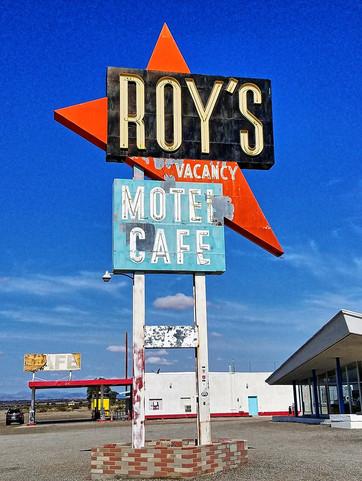 Roy Motel & Gas Station