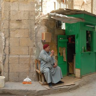 Coptic Cairo. 2008