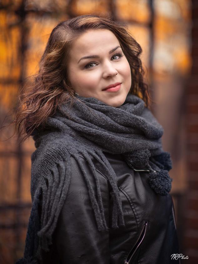 Nina Y. Syksyn viimeisiä värejä v. 2019
