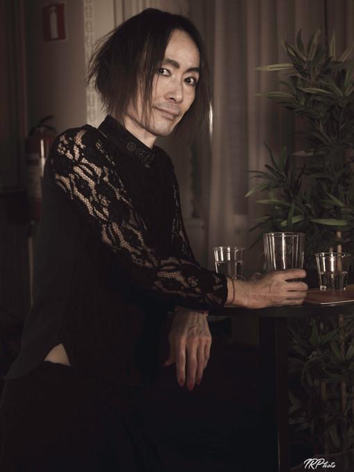 Ken Mai, performance artist