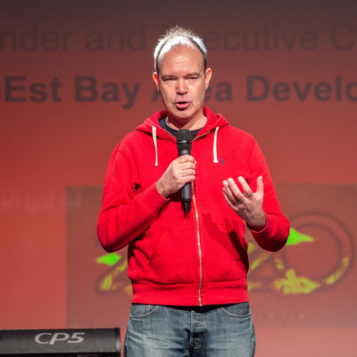 Peter Westerbacka, Founder and executive chairman of Fin-Est Bay Area Developement