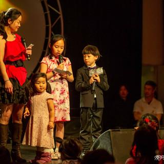 Sandra, Min Min Soe Shwe, Ina Lakaniemi, Alex Wong