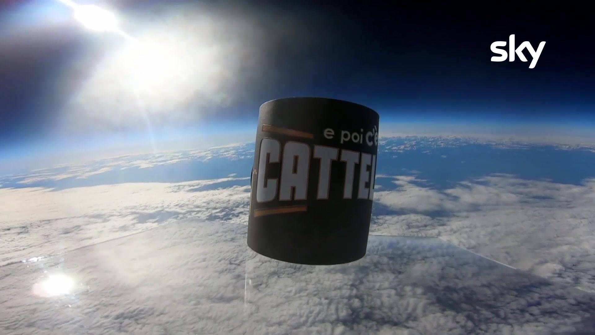 EPCC nello spazio!