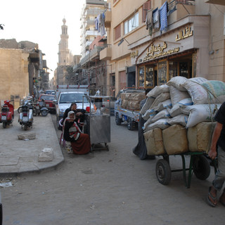 Old Cairo. 2008