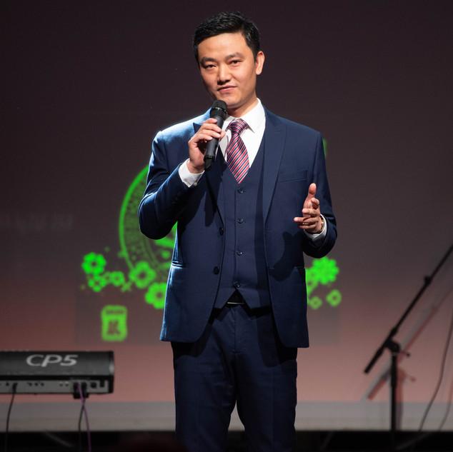 Xiaopeng Wu, Chairman of Chinese Friendship Association