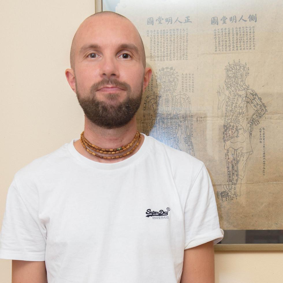 Aatos Orava, akupunktioasiantuntija