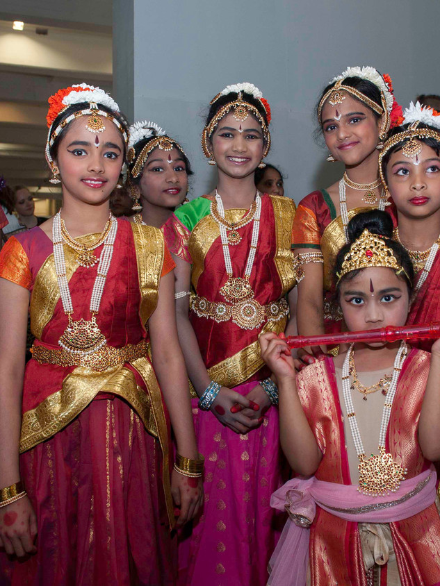 Dance Group in India Day event