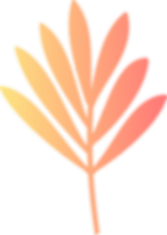 Красочные листья