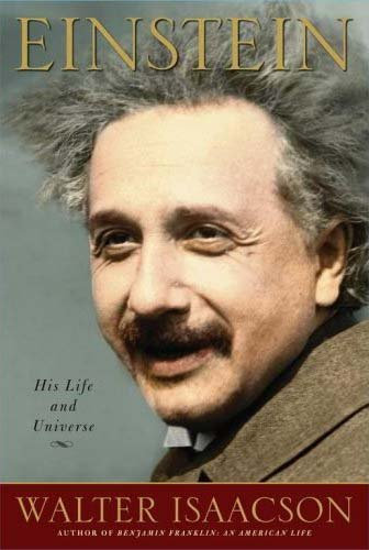Einstein: His Life and Universe (Hardcover)