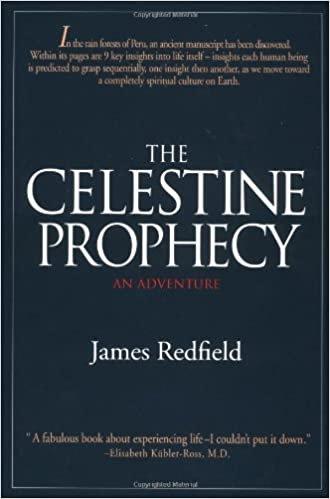 The Celestine Prophecy: An Adventure (Hardcover)