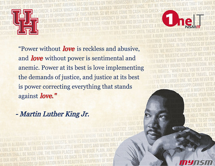 LOVE by Martin Luther King Jr.