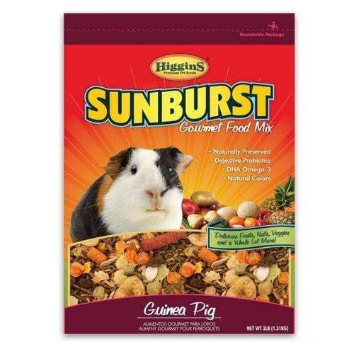 Higgins Sunburst Guinea Pig Small Animal Food, 6 Lb