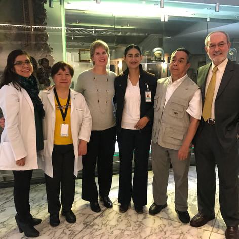 Ponentes en Congreso de Oftalmología