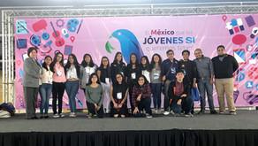 Encuentro entre jóvenes - El México que los jóvenes sí queremos tener.