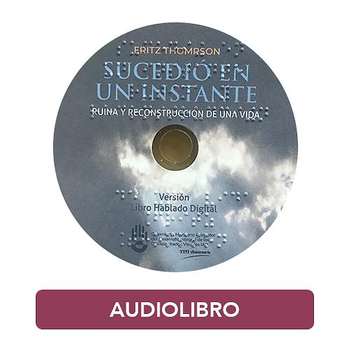 Audiolibro - Sucedió en un Instante