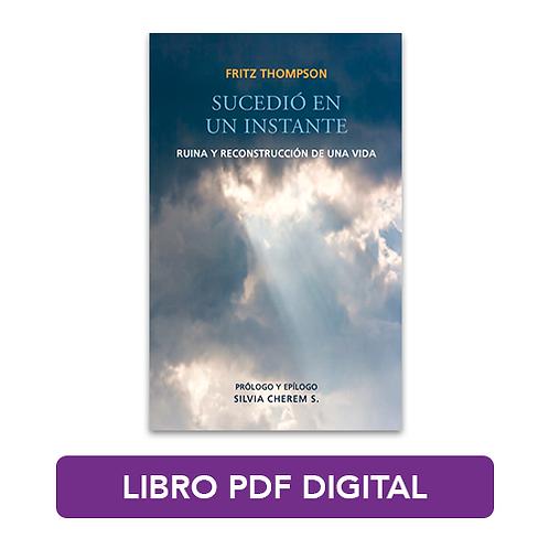 Libro Digital - Sucedió en un Instante